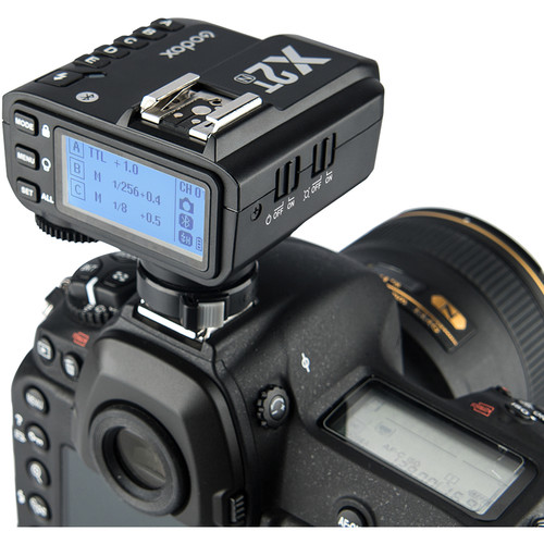 Godox X2 2.4 GHz TTL Wireless Flash Trigger for Nikon