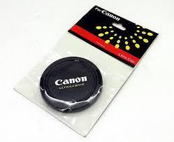 Canon E-62 62mm Lens Cap