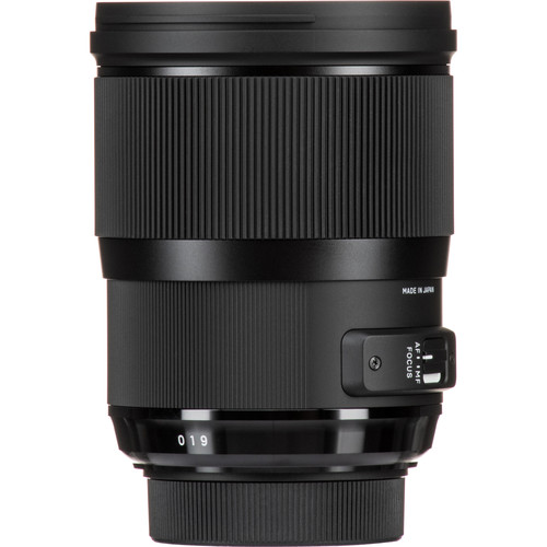 Sigma 28mm f/1.4 DG HSM Art Lens for Nikon F