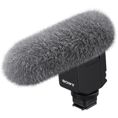 Sony ECM-B1M Camera-Mount Digital Shotgun Microphone for Sony Cameras