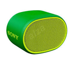 Sony SRS-XB01 EXTRA BASS Portable Bluetooth Speaker(Green)