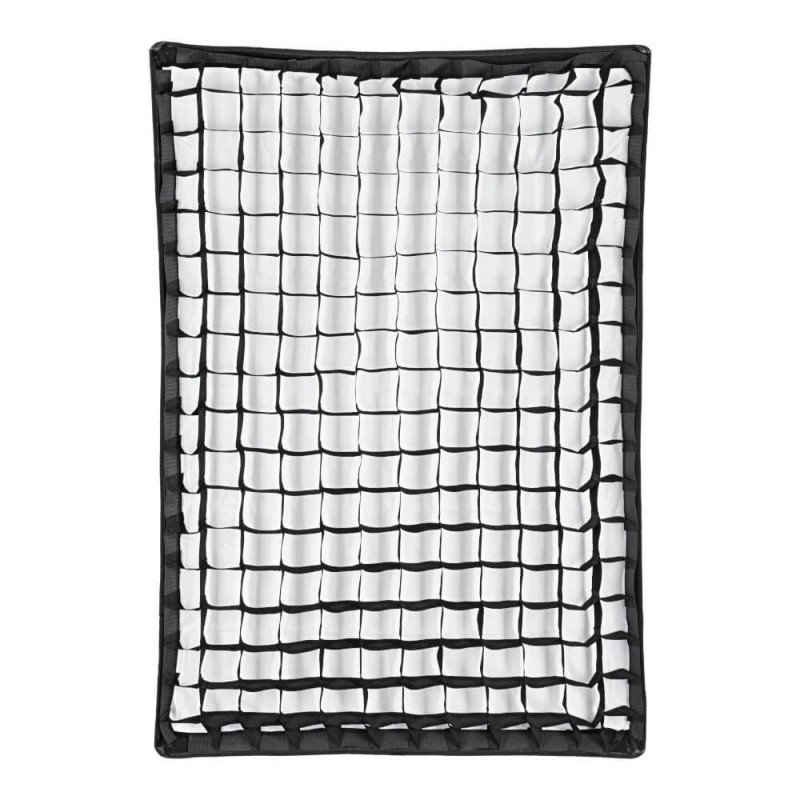 Godox SB-FW6090 Softbox with Grid for Smart, Mini Pioneer, and Mini Master Lights (60x90CM)