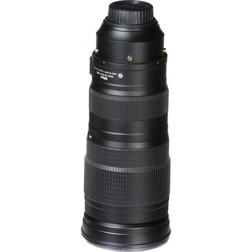 Nikon AF-S NIKKOR 200-500mm f/5.6E ED VR Lens