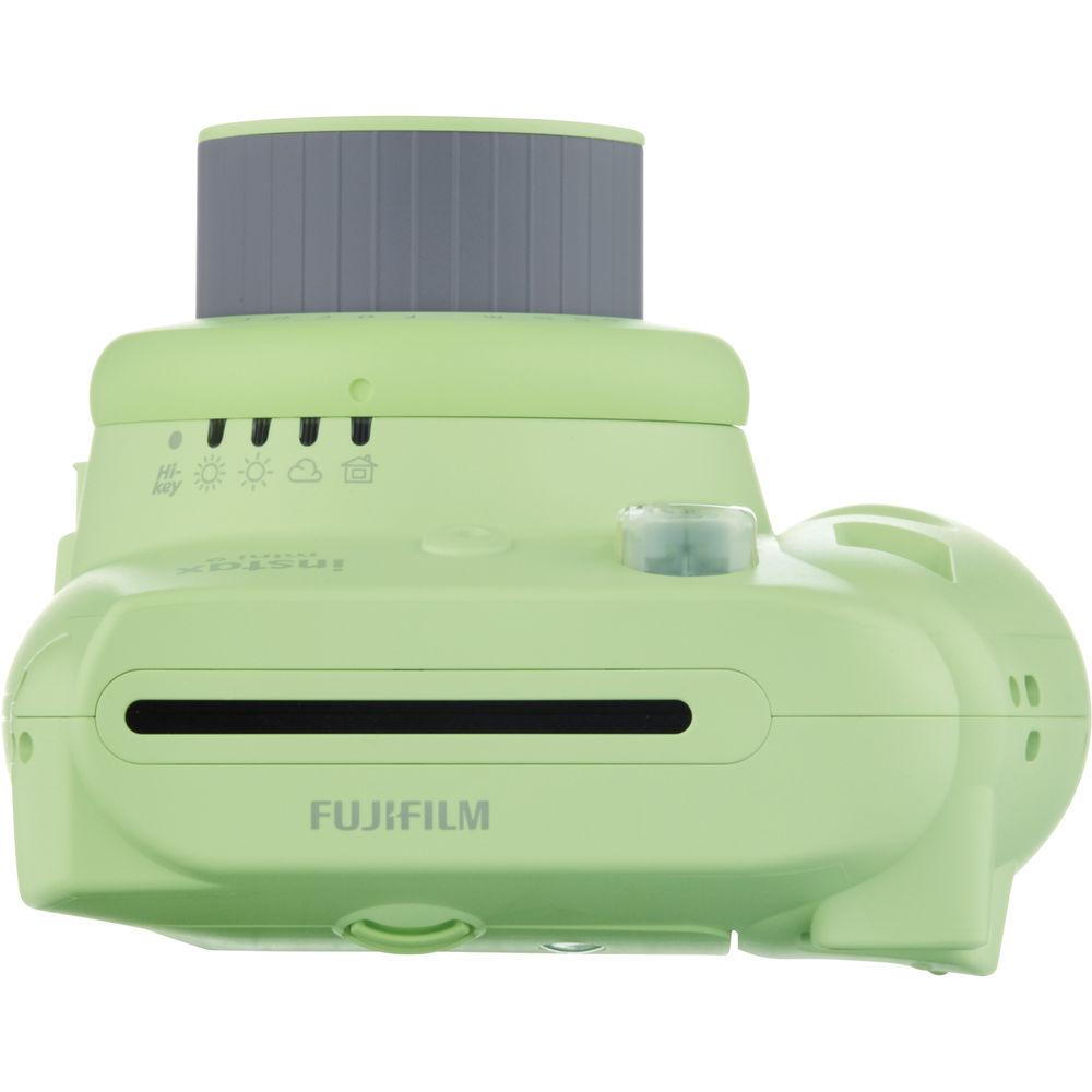 FUJIFILM INSTAX Mini 9 Instant Film Camera (Lime Green)