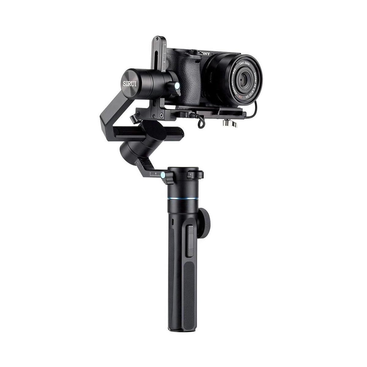 Sirui Swift P1 3-Axis Gimbal Stabilizer for Mobile Phones, Sports and Mirrorless Cameras
