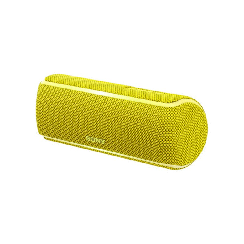 Sony SRS-XB21 Portable Wireless Bluetooth Speaker (Yellow)