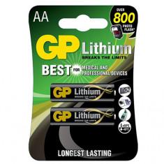 GP Lithium AA