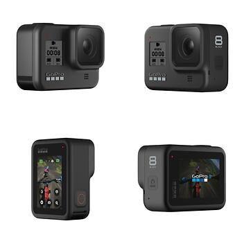 GoPro HERO8 Black Action Camera Bundle