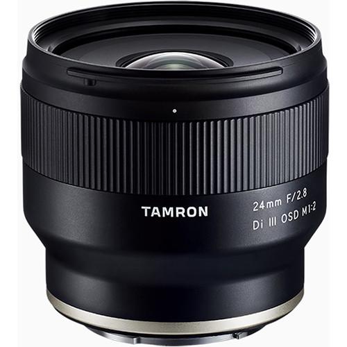 Tamron 24mm f/2.8 Di III OSD M 1:2 Lens for Sony E