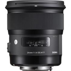 Sigma 24mm f/1.4 DG HSM Art Lens for Nikon F
