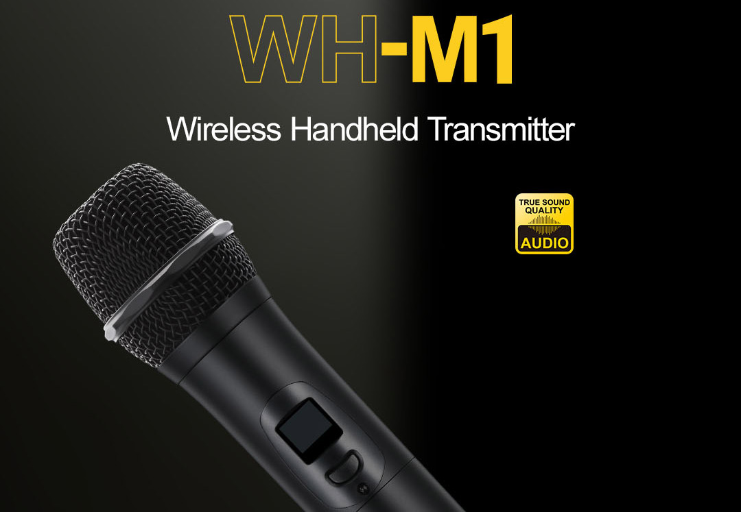 Wireless Handheld Transmitter WH-M1