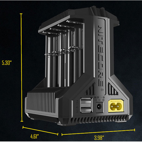 Nitecore i8 Multi-slot Intelligent Charger