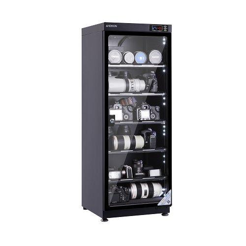 Andbon AD-120S 120 Liters Capacity Digital Display Dry Cabinet