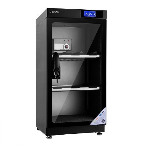 Andbon AD-50C 50 Liters Capacity Digital Display Dry Cabinet