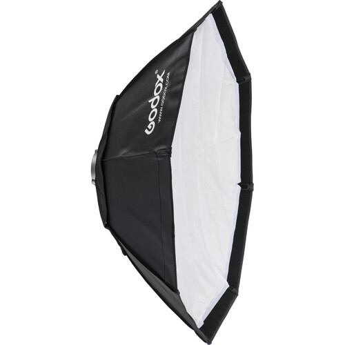 "Godox Octa Softbox with Bowens Speed Ring and Grid (55"")"