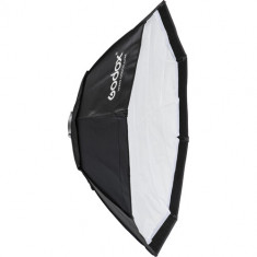 """Godox Octa Softbox with Bowens Speed Ring and Grid (55"""")"""