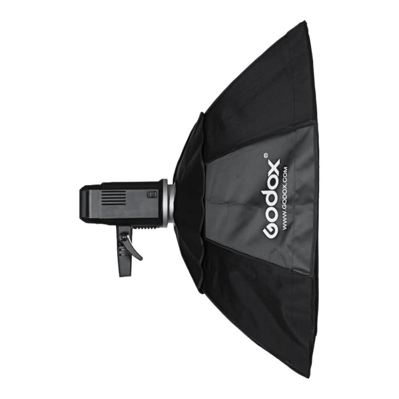 Godox Octa Softbox with Bowens Speed Ring and Grid (95cm)