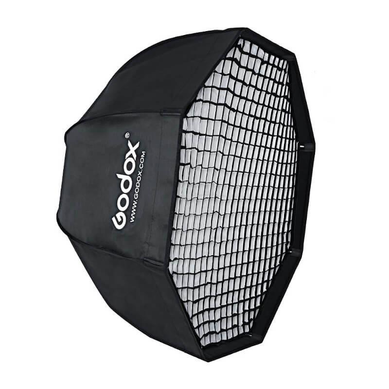 Softbox GODOX SB-GUE120 grid bowens 120 foldable octa