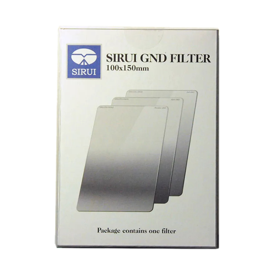 Sirui GND Filter (King Soft GND4(0.6) 100x150mm)