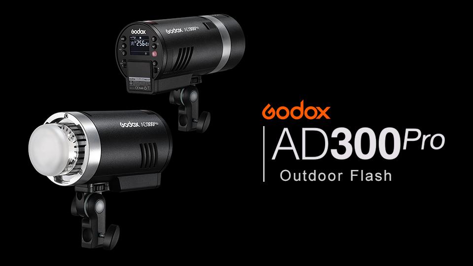 Godox සමාගමේ අලුත්ම AD300Pro එලිමහන් flash එක