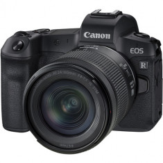 Canon EOS R Mirrorless Digital Camera with 24 -105mm Lens