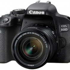 Canon EOS 800D DSLR Camera with EF-S 18-55mm