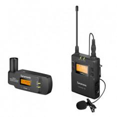Saramonic UwMic9 Kit7 TX9+ RX-XLR9 UHF wireless microphone system