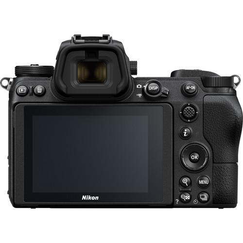 Nikon Z 7 Mirrorless Digital Camera Body with Adapter