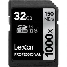 Lexar 32GB Professional 1000x UHS-II SDHC Memory Card