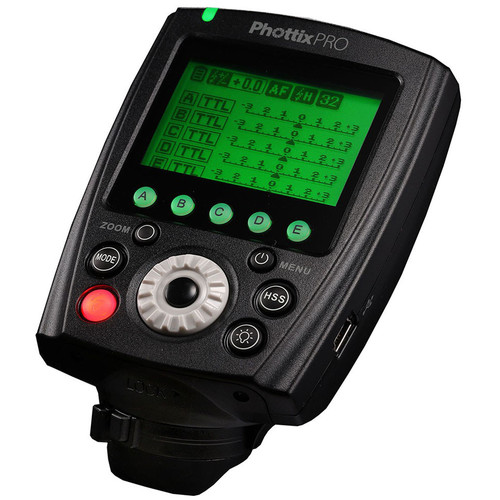 Phottix Odin II TTL Flash Trigger Transmitter for Sony Multi Interface Shoe