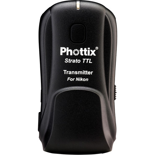 Phottix Strato TTL Trigger Set for Nikon