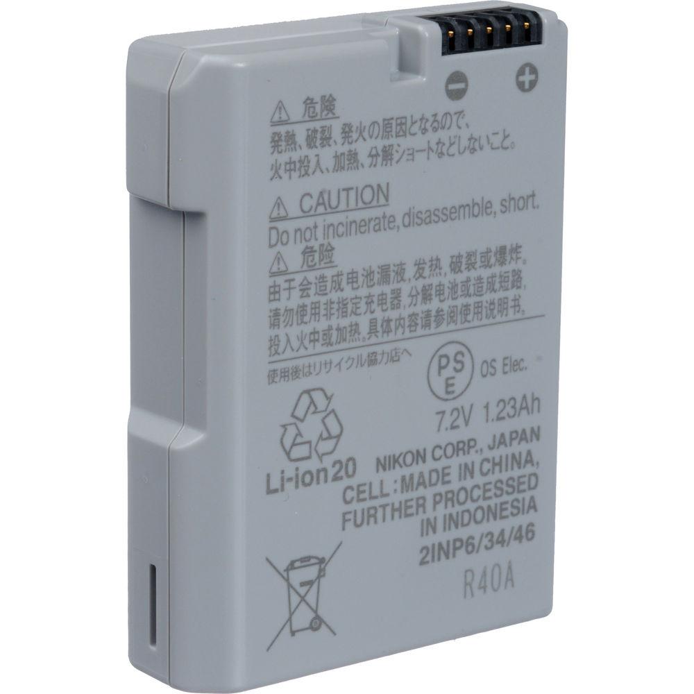 Nikon EN-EL14a Rechargeable Lithium-Ion Battery