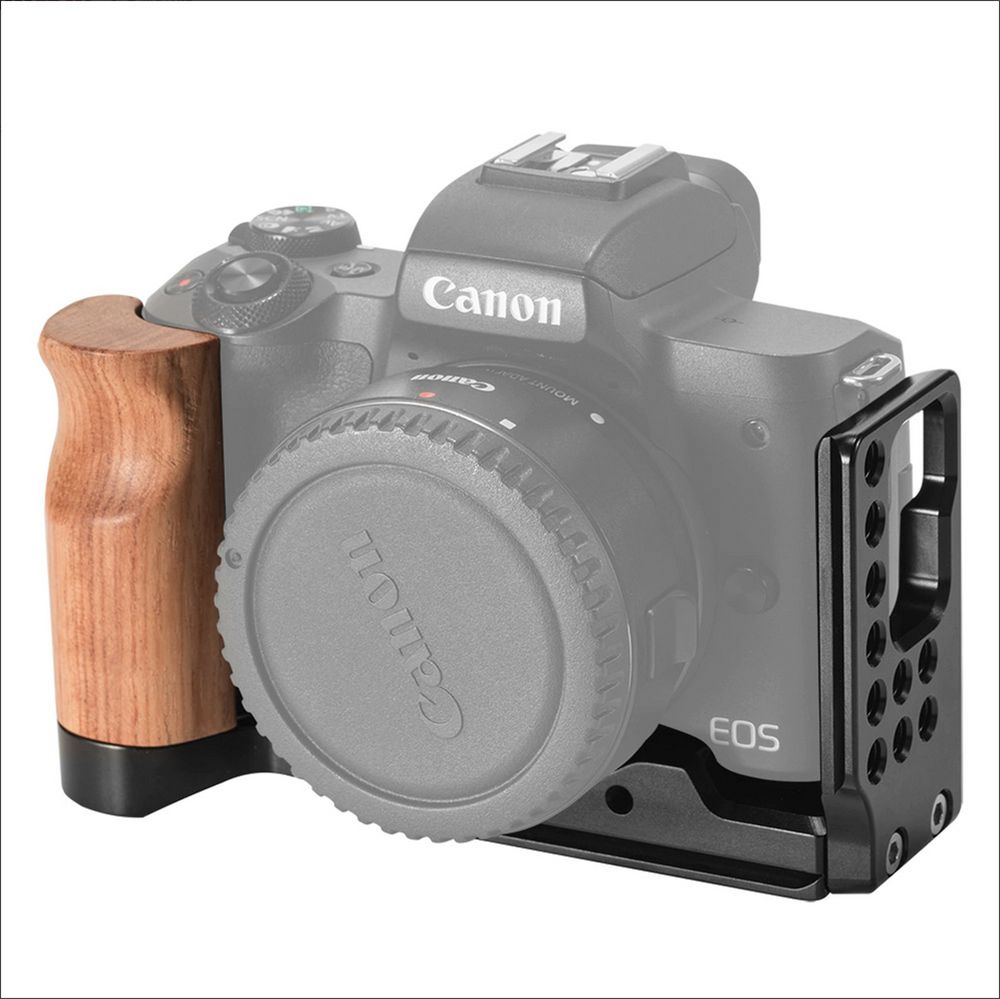 SmallRig L-Bracket for Canon EOS M50 Digital Camera