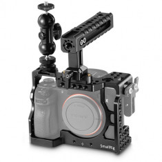 SmallRig Camera Cage Kit for Sony a7 III Series Cameras