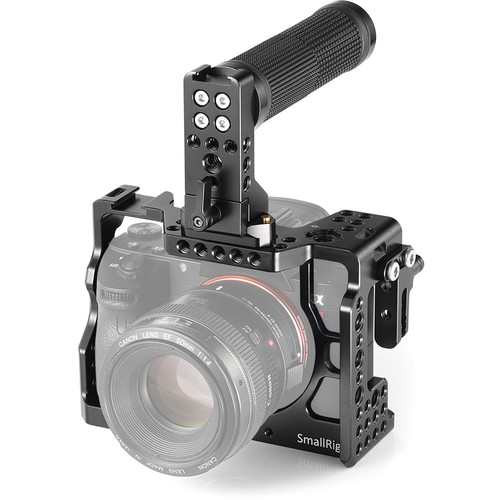 SmallRig Camera Cage Kit for Sony a7 III and a7R III