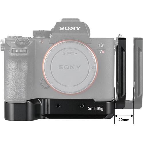 SmallRig 2122 L-Bracket for Sony A7III/A7M3/A7RIII/A9