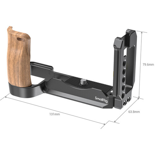 SmallRig L-Bracket for Sony a6100, a6300, and a6400 Cameras