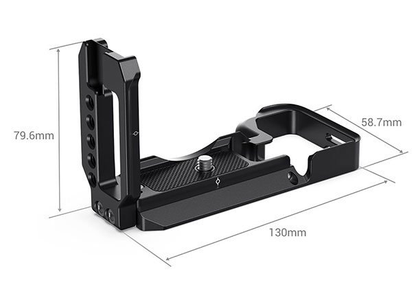 SmallRig L-Bracket for Sony a6600 Digital Camera