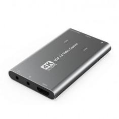 4K Ultra HD USB 3.0 Video Capture Card