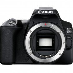 Canon EOS 200D II DSLR Camera (Body Only)