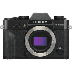 FUJIFILM X-T30 Mirrorless Digital Camera (Body Only
