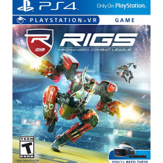 RIGS Mechanized Combat League (VR) PS4
