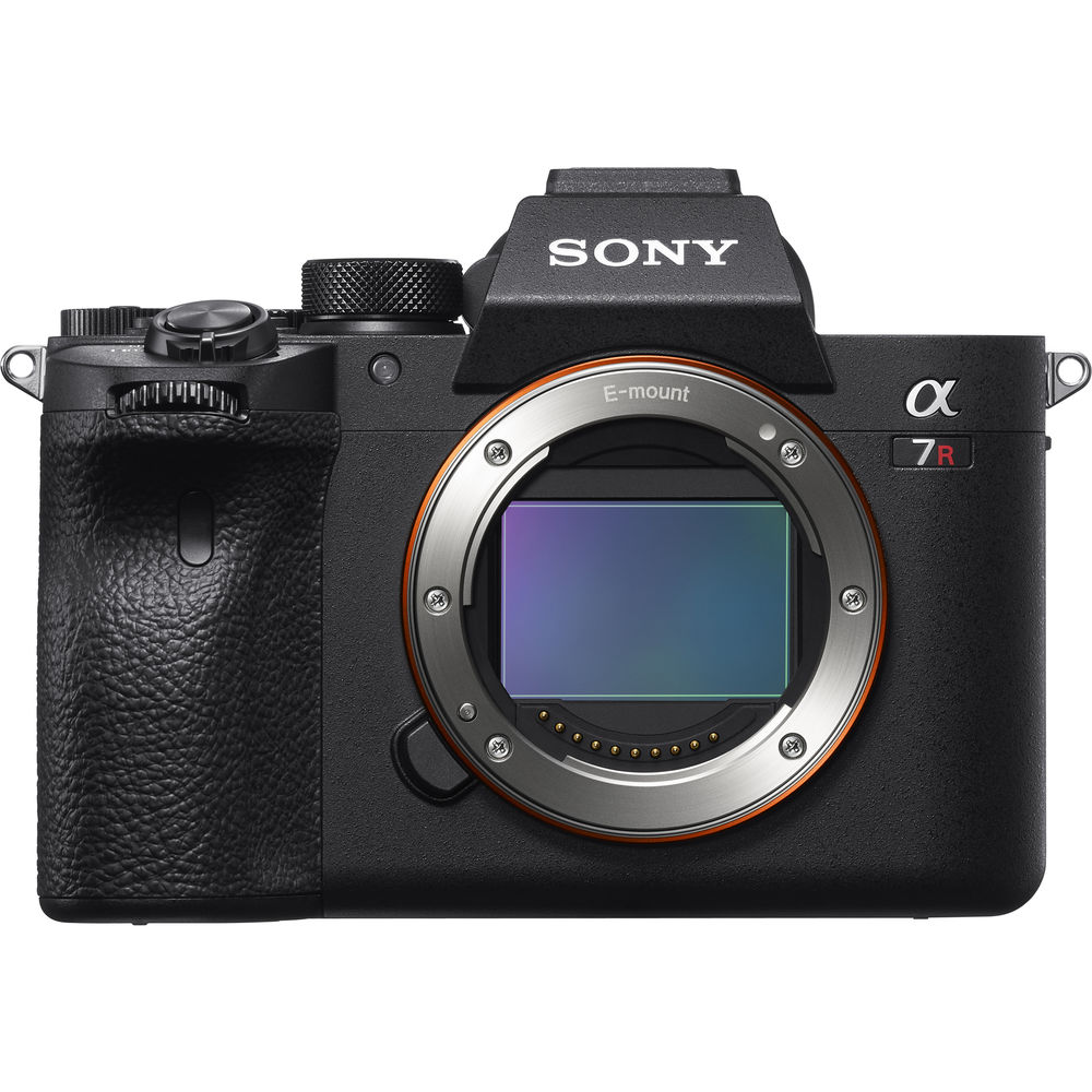 Sony Alpha a7R IV Mirrorless Digital Camera (Body Only)