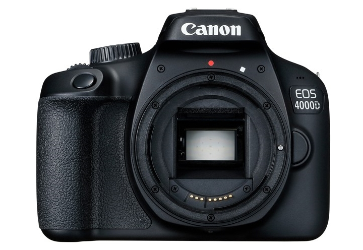 Canon EOS 4000D DSLR Camera (Body Only)
