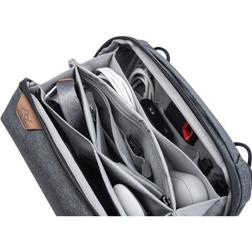 Peak Design Travel Tech 2L Pouch (Charcoal)