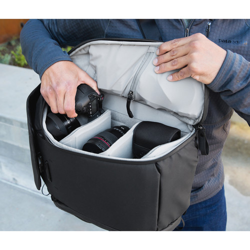 Peak Design Everyday Backpack v2 (20L, Black)