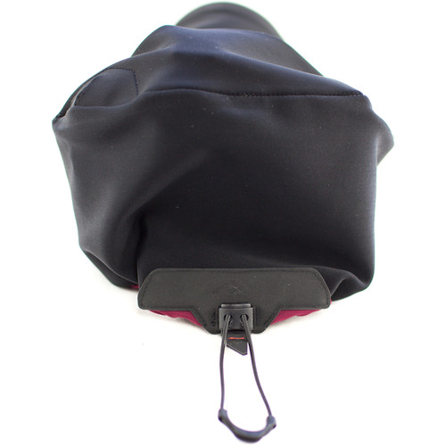Peak Design Shell Large Form-Fitting Rain and Dust Cover (Black)