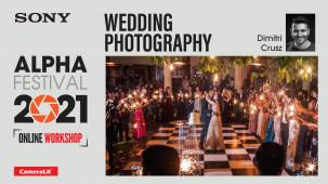 Wedding Photography Workshop By Dimitri Crusz