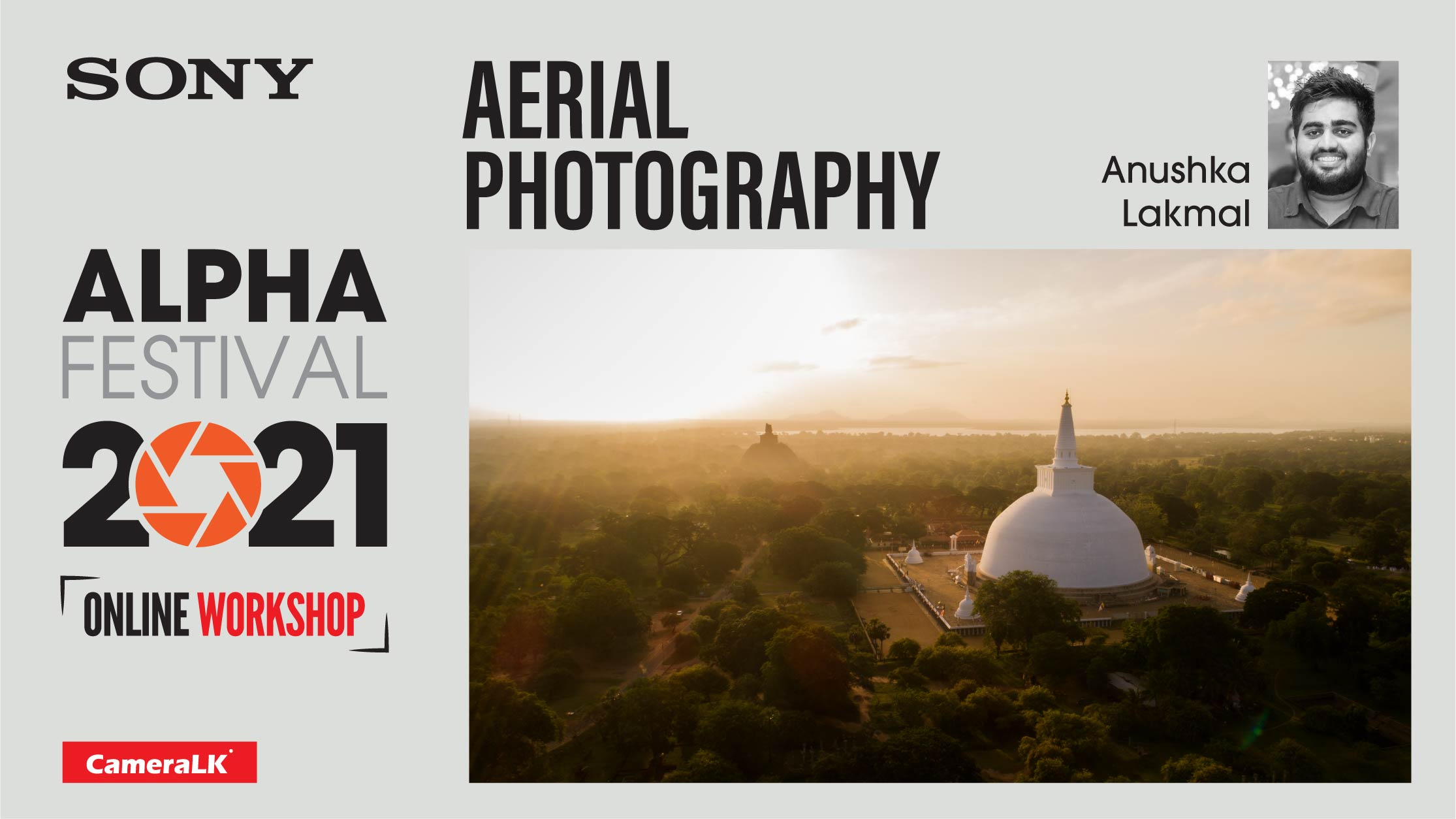 Aerial Photography Workshop By Anushka Lakmal