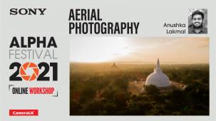 Aerial Photography Workshop By Anushka Lakmal